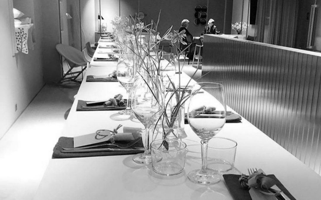 PRESS LUNCH – CARL HANSEN & SONS FLAGSHIP STORE