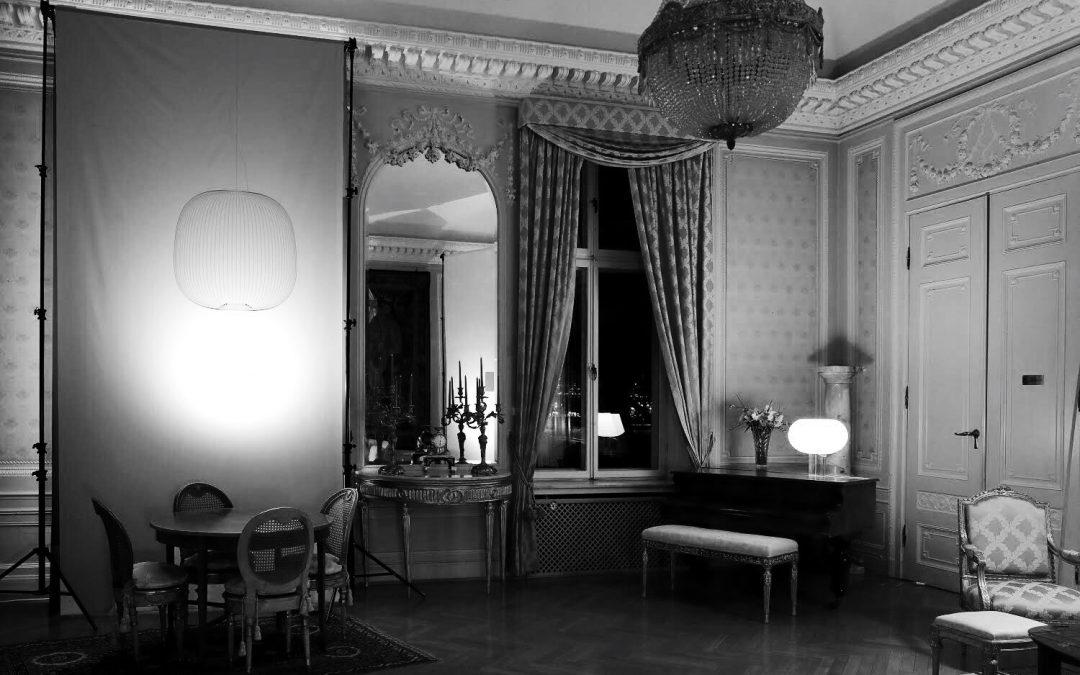 VIP DINNER – FOSCARINI AT THE ITALIAN EMBASSY