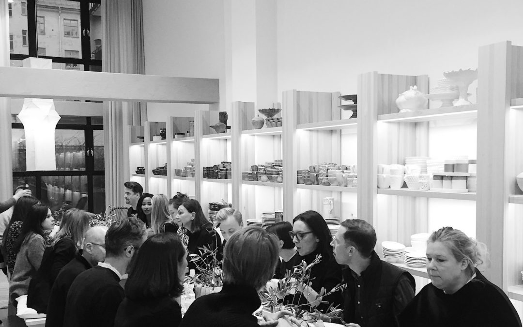 PRESS LUNCH – MATEUS FLAGSHIP STORE