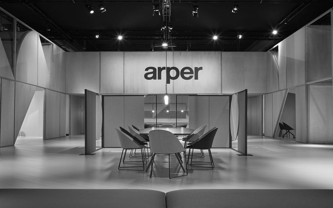 PRESS PREVIEW / COCKTAIL PARTY – ARPER AT THE FAIR / THEIR SHOWROOM