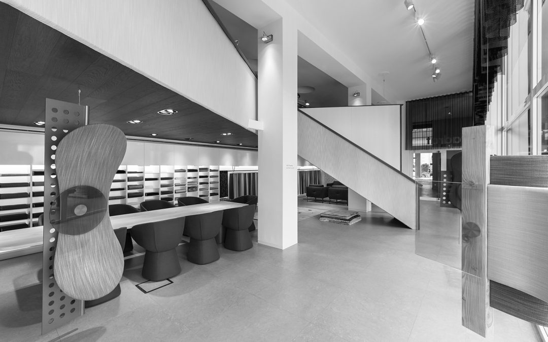EXHIBITIONS STILL FRAMES / VERTICAL WAVE – KVADRAT AT THEIR SHOWROOM / KVADRAT STAND AT THE FAIR