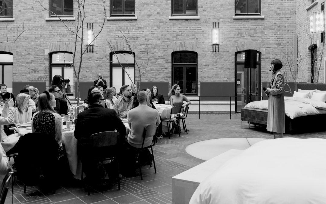 STOCKHOLM DESIGN WEEK 2020: HÄSTENS – DECOVERING THE NEW COLLABORATION WITH BERNADOTTE & KYLBERG
