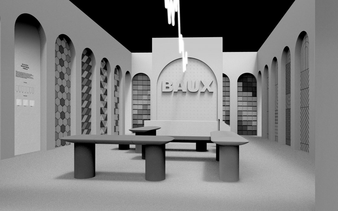 Stockholm Design Week 2020: BAUX Presents Book of Acoustics