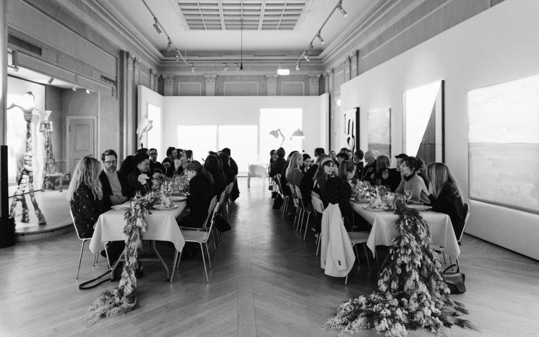 GRAND RELATIONS ATCFHILL– OPENING DINNER STOCKHOLM DESIGN WEEK