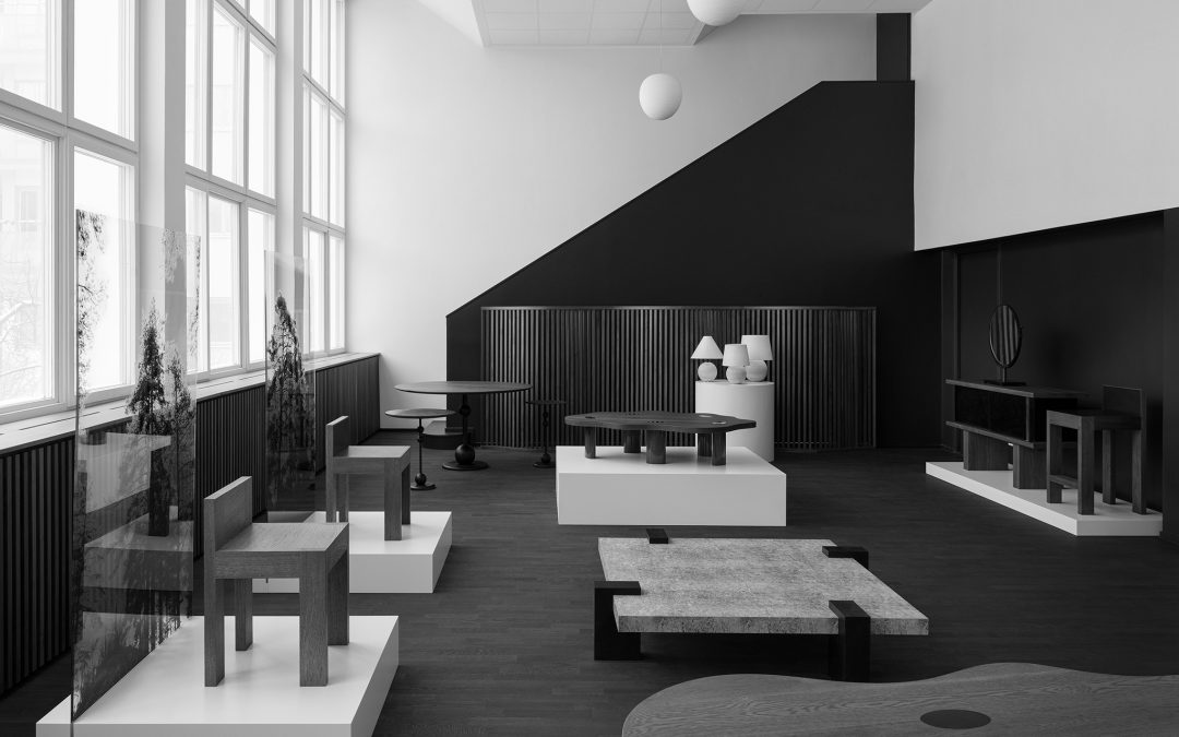 Stockholm Design Week 2021: Liljencrantz design and KFK Cabinet-Makers launches new design brand in Grand Relations' atelier