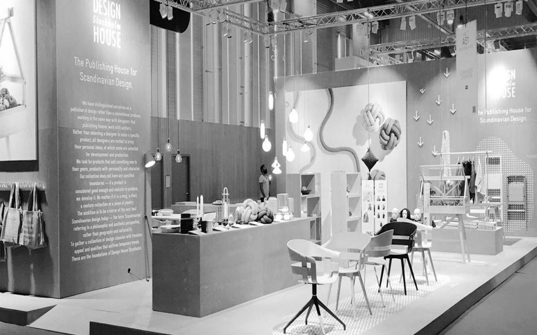 Press launch Design House Stockholm – Maison & Objet